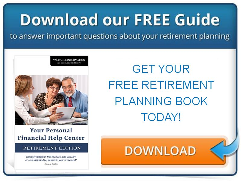 Free Retirement Planning Book